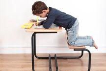 kids leçons de choses mobilier / Ma marque de déco enfant Leçons de choses http://www.leconsdechoses.com/