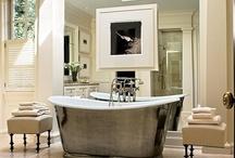 Home: Bathroom / by Ashley Tomlinson