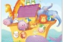 Noah's Ark Party Theme