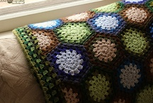 pdc: lakeside forest blanket CAL / Crochet a nature-inspired hexagon blanket with Polka Dot Cottage! Linked here are all of the tutorials and some resources to help you. (This CAL is now over, but I still have some other active crochet boards. Follow me!) / by Polka Dot Cottage
