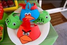 Angry Birds  (watch out)