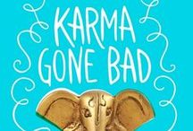 Everything India / If you love everything India, make sure to pick up a copy of Jenny Feldon's memoir Karma Gone Bad and Alison McQueen's book Under the Jeweled Sky, coming soon! / by Sourcebooks