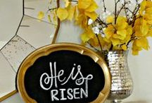 EASTER CELEBRATION / by Becky Goff