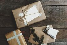 mail / bundles / post / Ways to package and bundle things. Leaning toward the kraft paper & twine wrapping style.