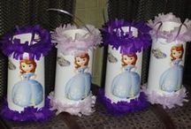 Sofia The First party fun