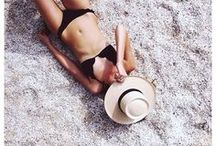 Beachwear / Beautiful sexy beachwear for women. Perfect for your next beach holiday, luxury ideas and inspiration from the blog Arianna's Daily and my favourite finds from Pinterest.