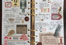 planner & scrapbook goodness / Inspiration for planners and scrapbooking.