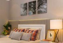 Inspirações: quarto de casal / Inspire-se para encontrar a decoração para o quarto que seja a sua casa :)
