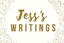 Jess's Writings