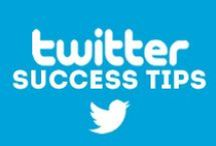 Twitter Success Tips / Tips and techniques to master Twitter
