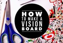 Getting Started with Vision Boards