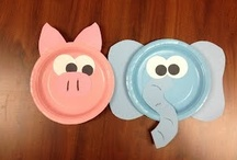 Pigeon, Elephant, and Piggie! Oh My! / by North Shelby Kids