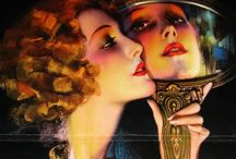 Rolf Armstrong / by Julie Kirby