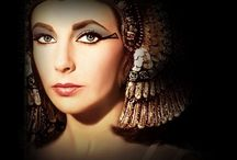 Faces of Cleopatra  / by Julie Kirby