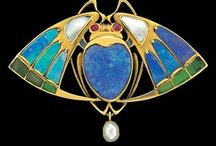 Art Nouveau and Arts and Craft / by Julie Kirby