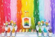 I ♥ Rainbow Colors