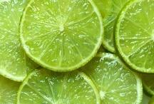I ♥ Lemon Lime Green