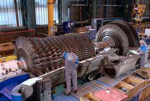 Gas turbines: land based