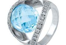 Rings / Sapphires, emeralds, rubies &  black diamonds...sparkling in eternity...!!!!!