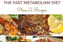 The Fast Metabolism Diet Recipes Phase 2