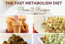 The Fast Metabolism Diet Recipes Phase 3