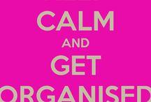 Organisation - hmmm?!!