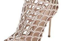 tamancos de luxo / lindos calçados