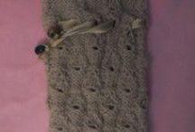 knitting patterns, Strickmuster