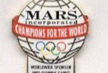 Mars® sportsponsoring / Mars - reklame in de sport / by Ad Verhagen