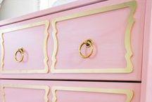 I ♥ Pink & Gold