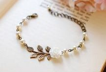 Pretty Jewellery / Inspiration for projects I would like to try