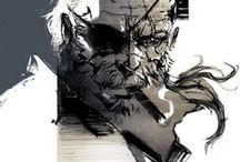 Metal Gear (Yoji Shinkawa Arts)