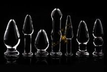 Glass sex toys / Dildos & Butt plugs- Hot and cold in your control
