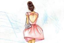 I ♥ Fashion Ilustrations
