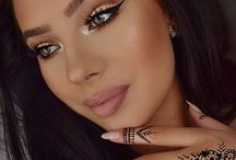 Make me up / Gorgeous makeup on gorgeous women, also the best eyebrows, beautytips etc.