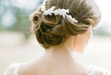 Hair & Makeup / Get inspired with these beautiful hairstyles!