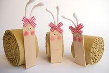 Cartons,tissu, laine...