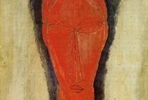 AMEDEO MODIGLIANI / by Pan Peter