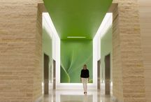 Commercial interiors / by Spaze2go