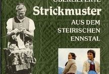 Strickmuster aus dem Ennstal, Steiermark