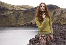 Autumn 2015 Campaign / Eva & Claudi Autumn 2015 Campaign images Model: Ilva Heitmann Photographer: Sophie Dreijer Makeup: Henrik Steen