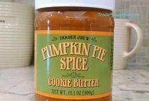 トレジョ パンプキン Trader Joe's Pumpkin Items