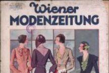 Wiener Modenzeitung, ab 1932