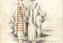Die Mode der eleganten Frau, Wien ab 1927