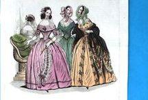 La Moda, Milano 1836 - 1842