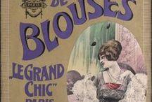 """Album de Blouses """"Le Chic"""" - Wiener Blusenmodelle"""