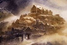 The Lord of the Rings by Alan Lee