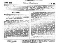 Il Gondoliere - ÖNB / Il Gondoliere. Journale die Scienze, Lettere, Arti, Mode e Teatri 1833-1848 Erscheinungsweise zweimal wöchentlich Erscheinungsort Venezia (Venedig) Redaktion Paolo Lampato (1833-1834), Luigi Plet (1834-1843), Luigi Carrer (1843)