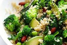 Healthy Eating   Lunch & Dinner / Delicious lunch and dinner recipes to inspire our cooking and get us eating healthy foods.
