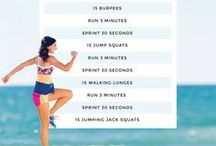 Fitness   Workouts / Exercises and workout plans to tone and sculpt our whole bodies to help with weight loss